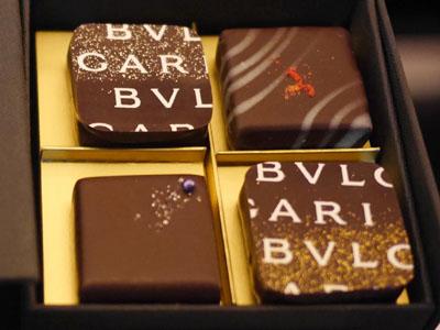 バレンタインチョコレートで愛を贈ろう