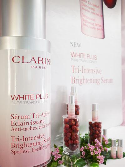 クラランスの新美白美容液