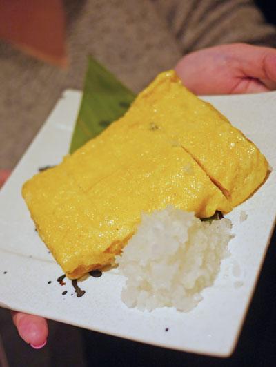 北坂たまごのあま〜い卵焼き