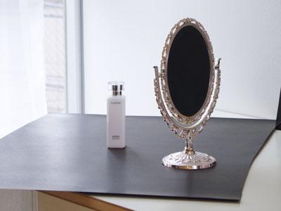 鏡をレフ板代わりに使う
