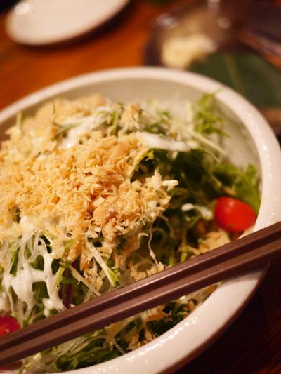 知床サラダ