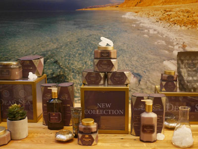 SABON Dead Sea Series