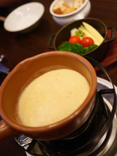 HEARTHオリジナル【チーズフォンデュ】