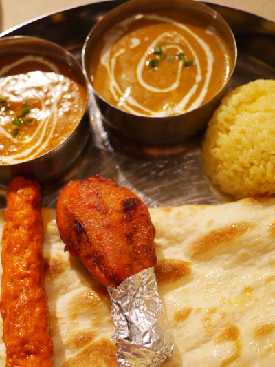 インド・ネパール料理 キルパ