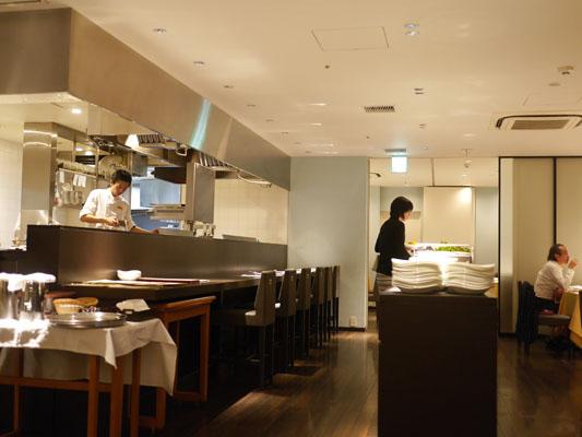 銀座ボタニカルランチの野菜ブッフェ