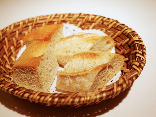ノーザンテラスダイナー トウキョウのパン