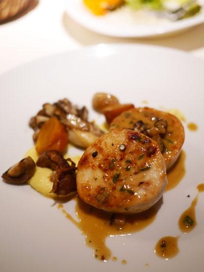 鶏胸肉のパロティーヌ