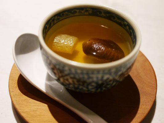 極上 黄金の上湯スープ