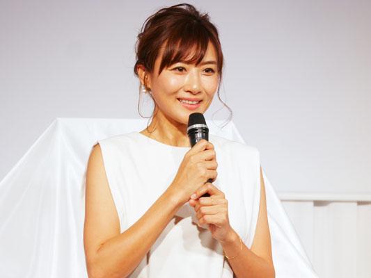 マツキヨのCMに出演していた藤崎奈々子さん
