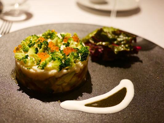 新宿スペイン料理 ガルロチ 鱈のブランダード