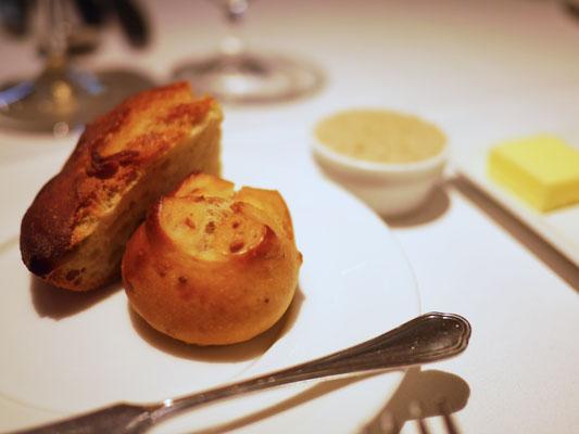 ル・クール 自家製パンとリエット
