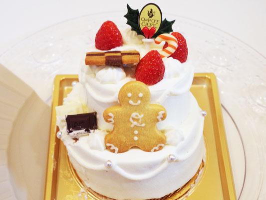 Q-pot.のケーキ