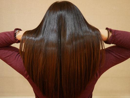 ミネコラで驚きの効果 髪が変わった!