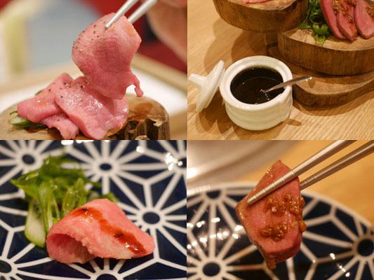 津田沼 焼肉寿司 新しい肉刺し 生じゃない