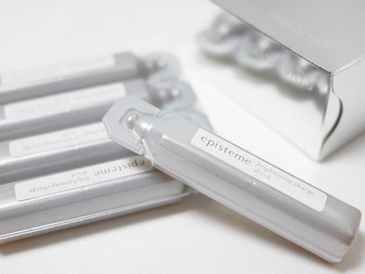 エピステーム 「ブライトニングチャージドリンク」短期集中美白美容ドリンク
