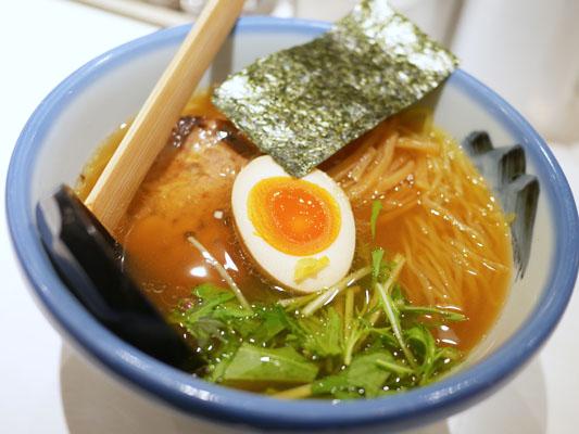AFURI 柚子醤油らーめん 蒟蒻麺 ダイエットメニュー