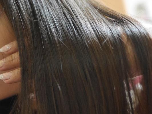 ミネコラパーフェクト3で髪質改善
