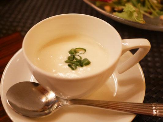 パセラリゾーツ グランデ 渋谷 低糖質コース スープ