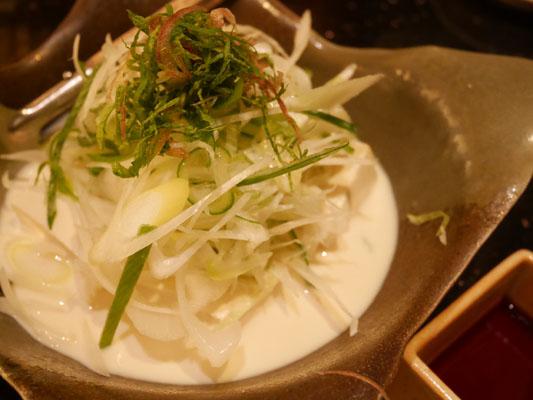 竹庭TOMORI 船橋店 出来立て美人豆腐