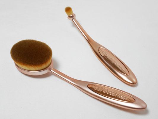 メイクアップレボリューション 歯ブラシ型ブラシ クチコミ レビュー