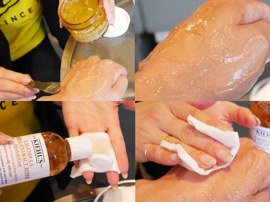キールズ カレンデュラシリーズ マスクと化粧水で乾燥対策