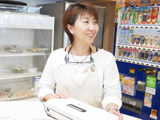 ショップジャパン「ピタント」料理家 尾身奈美枝先生
