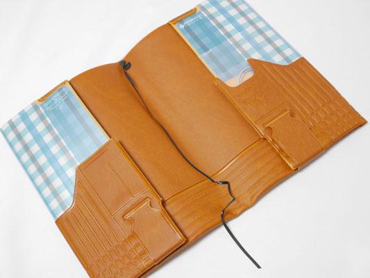 フリーサイズブックカバー「アマネカ・カスタム」どんなサイズも対応