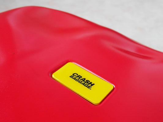 クラッシュバゲージ 赤 クラブ レッド フェラーリ