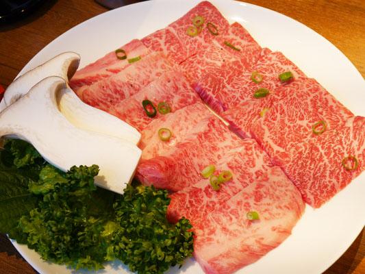 ハヌリ 新宿歌舞伎町ゴジラ通り店 焼肉 ハラミ カルビ