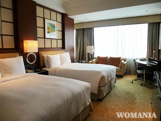 上海 マリオット ホテル シティ センター (上海雅居乐万豪酒店) 予約 宿泊