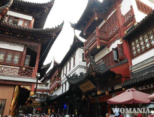 上海旅行 観光 豫園