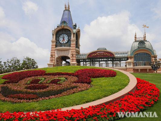 上海旅行 上海ディズニーランド