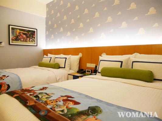 上海旅行 上海ディズニーランド トイストーリーホテル 宿泊 レポート
