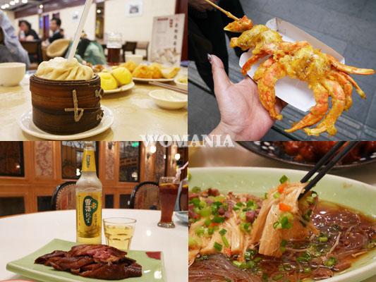 上海旅行 観光 豫園 南翔饅頭店