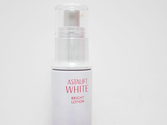 アスタリフト 美白化粧水 ホワイト ブライトローション クチコミ