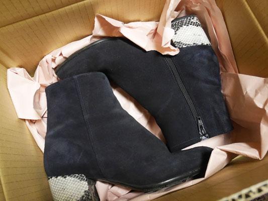 くつリネット 靴のクリーニング 靴の発送