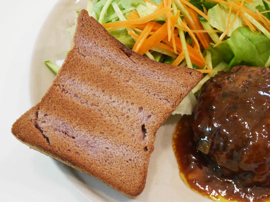 オーブントースター BRUNO「ダブルヒータートースター」ひっくり返さずにパンが焼ける