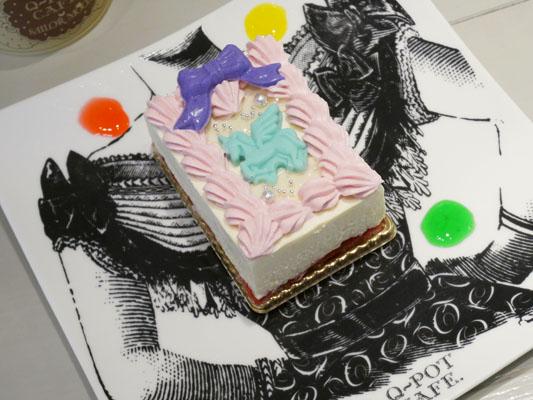 甘くとろける夢の鏡 Q-pot CAFE.(キューポットカフェ)×セーラームーンコラボ