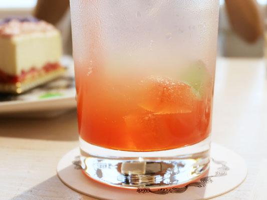 カレイド・ムーン・ソーダ Q-pot CAFE.(キューポットカフェ)×セーラームーンコラボ