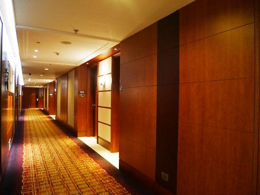 上海旅行 ホテル 上海マリオットホテル シティセンター 口コミ 感想