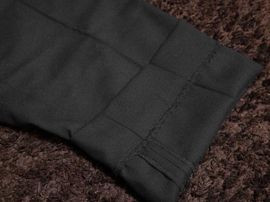 ランズエンド 美型シルエット・スムーズストレッチ・体型別パンツ 夏のズボン