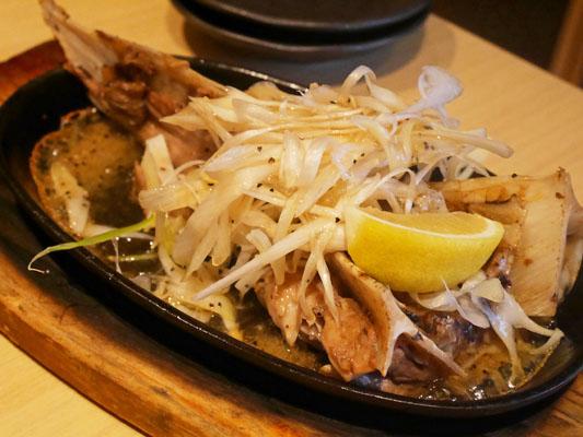 まぐろ料理専門店 マグロキッチン 浜松町店 カマリブステーキ