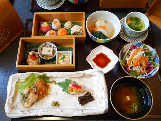 ホテルニューオータニ幕張 和食 ランチ レディース御膳