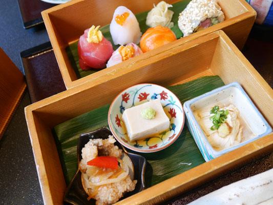 ホテルニューオータニ幕張 日本料理 千羽鶴 口コミ