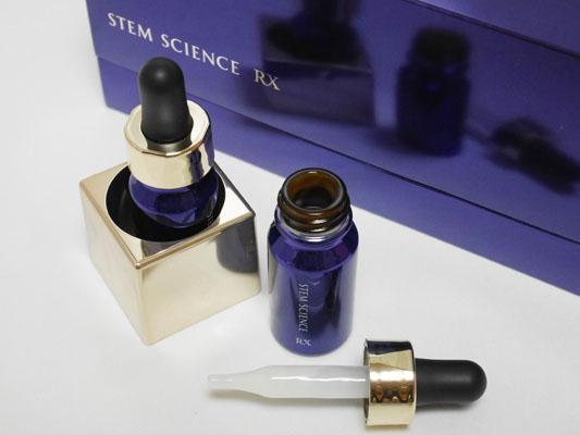 エピステーム 「ステムサイエンス RXショット」幹細胞培養液 配合 エイジングケア