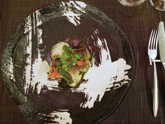 東京ディズニーランドホテル レストランCANNA(カンナ)ボリューム