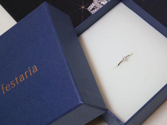 フェスタリア ビジュソフィア 記念リング 特別 ウィッシュアポンアスター 指輪