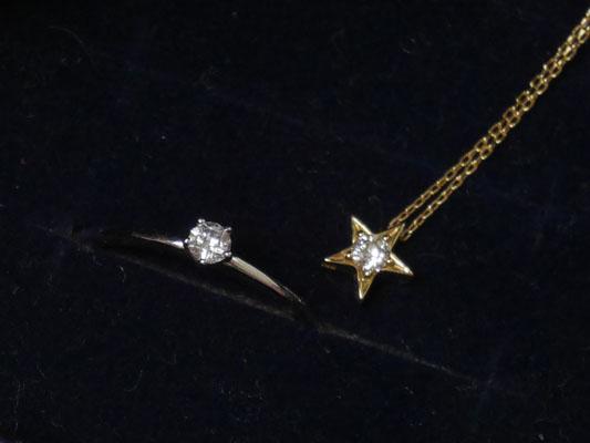 フェスタリア ビジュソフィア ウィッシュアポンアスター ダイヤモンドとジルコニア違い