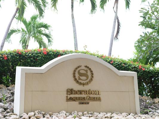 女子旅ならシェラトン・ラグーナ・グアム・リゾート 口コミ ブログ