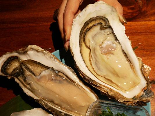 NEW江戸前STYLE 本丁 厚岸産生牡蠣